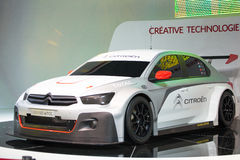 Citroen concept car Stock Photos