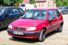 Citroen Saxo Stock Photos