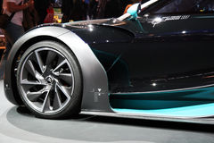 Citroen Survolt at Paris Motor Show Stock Photos