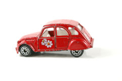 Citroen toy vintage  car Stock Image