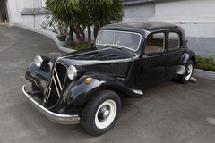 Citroen Traction Avant. The Traction Avant, French for front wheel drive, was designed by André Lefebvre and Flaminio Bertoni in late 1933 / early 1934. While stock images