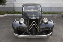Citroen Traction Avant Stock Images