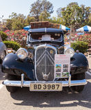 954 Citroen Traction Avant Royalty Free Stock Images