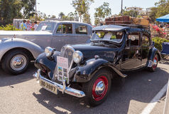 954 Citroen Traction Avant stock photo