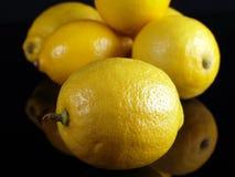Citroen vruchten. Stock Afbeelding