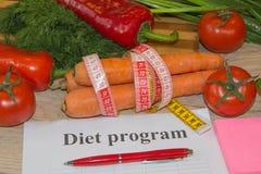 Citroenen, sinaasappelen en kalk Concept gewichtsverlies Gezond levensstijldieet met verse vruchten Het concept van het dieet Stock Fotografie