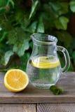 Citroenwater Stock Foto