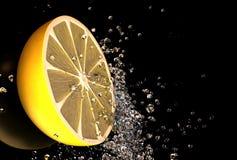 Citron Photos libres de droits