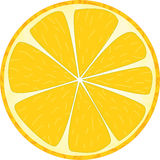 Citron illustration de vecteur