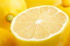 Citron Photographie stock libre de droits