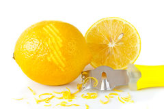 Citron. Photo libre de droits