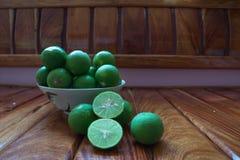 Citron Arkivbild