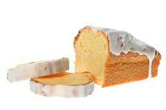 Citron Cake Stock Photography