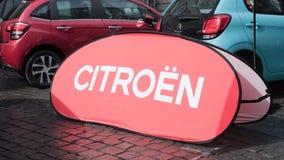 Citroën cars Stock Photos