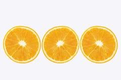 Citron coupé en tranches Photographie stock