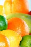citron de fond Photo stock