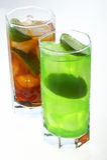 citron de jus Photo stock