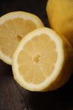Citron de Sorrento images libres de droits