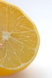 Citron demi Photos libres de droits