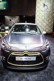 Citroen DS3 concept, Motor Show Geneve 2015. Royalty Free Stock Photography