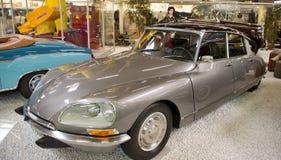 The Citroën DS 21 - Museum Sinsheim Stock Image