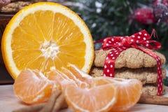 Citron et cannelle image stock