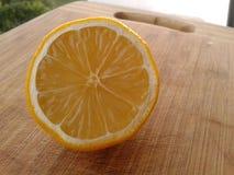 Citron frais Photographie stock