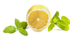 Citron frais images libres de droits