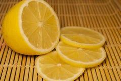 Citron frais Images stock