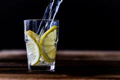 citron froid de boissons Photo stock
