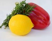 Citron jaune Photos libres de droits