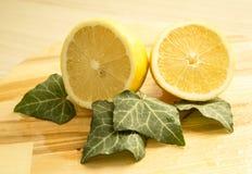 Citron limefrukt royaltyfria foton