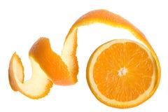 Citron of orange Royalty Free Stock Image