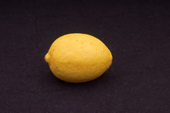 Citron simple Photos stock