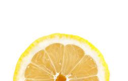 Citron som är halv, ingrediens, natur, fruktsaft, Royaltyfri Fotografi