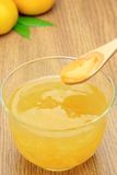 Citron tea Stock Image
