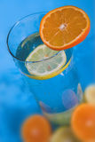 citronapelsiner Arkivfoton
