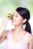 Citronen är stor för hälsa Arkivbild