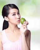 Citronen är stor för hälsa Royaltyfria Foton