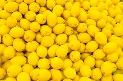 Citroner Arkivfoton