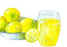 citroner Royaltyfri Bild