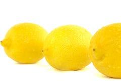 Citronhälsa Royaltyfria Bilder