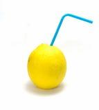Citronjuice Royaltyfria Foton