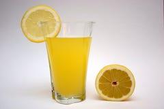 citronlemonade arkivfoto