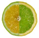 citronlimefrukt Royaltyfria Bilder