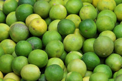 citronlocalmarknad Arkivbilder