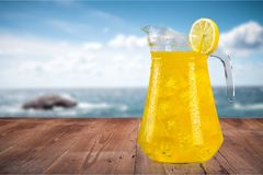 citronnade images libres de droits