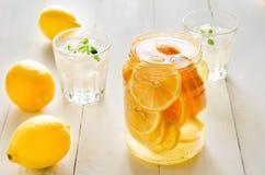 citronnade Photos stock