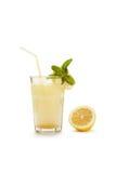 Citronnade fraîche Photo stock