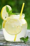 Citronnade fraîche Photos stock